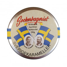 Sverigekarameller