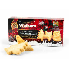 Walkers Shortbread Festive Shapes