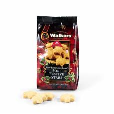 Walkers Shortbread Mini Festive Stars