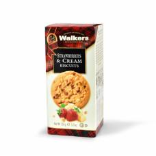 Walkers Strawberry & Cream
