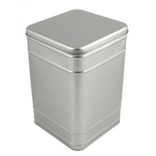 Plåtburk Silver - 1kg