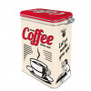 Retro Strong Coffee