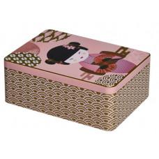 Låda för Tepåsar Geisha