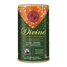 Divine Drickchoklad - Salted Caramel