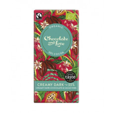 Chocolate and Love - Creamy Dark Nibs