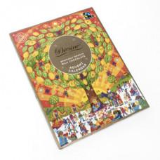 Divine Fairtrade Chokladkalender - Mjölk