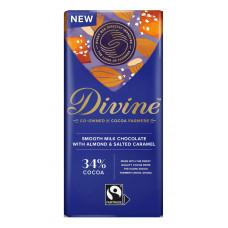 Divine Smooth Milk with Almond & Salted Caramel