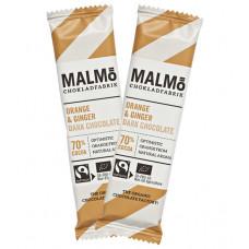 Malmö Chokladfabrik - Apelsin Ingefära 2-pack