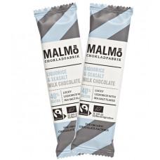 Malmö Chokladfabrik - Lakrits Havssalt 2-pack