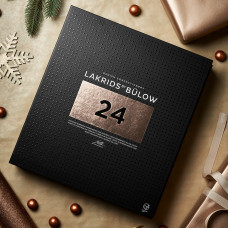Julkalender Lakrids by Johan Bülow