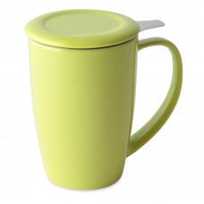 For Life Curve Kopp med Sil - Lime