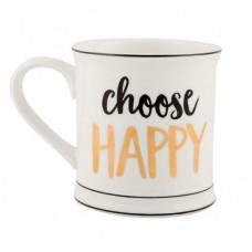 Mugg - Choose Happy