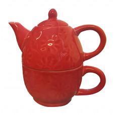 Tea for one - Röd