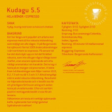 Espresso Kodagu 5.5
