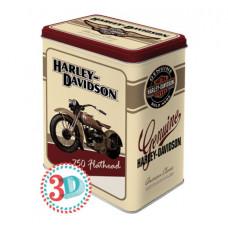 Retro Harley Davidson