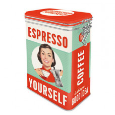 Retro Espresso Yourself