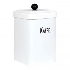 Plåtburk Svarte Petter Kaffe Kvadrat