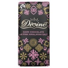 Divine Dark Chocolate Himalayan Salt