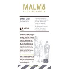 Malmö Chokladfabrik - Lakritsrot