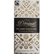 Divine Bakchoklad 70%