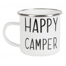 Emaljmugg - Camper