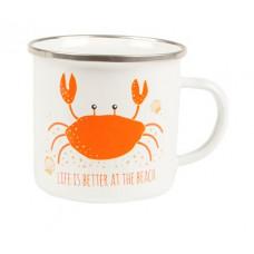 Emaljmugg - Crab