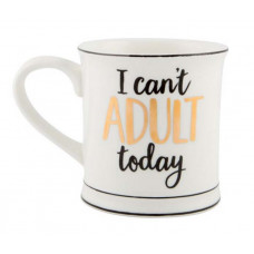 Mugg - I Can´t Adult Today