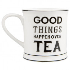 Mugg med text - Good Things Tea