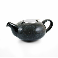 London Pottery Pebble Gloss Black