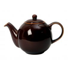 London Pottery Tekanna Brun 6-k